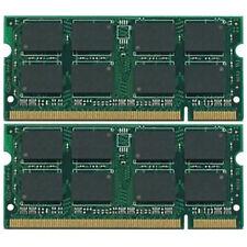 4GB (2x2GB) RAM MEMORY FOR Dell Inspiron 15, 1520, 1521, 1525, 1535, 1545, 1546