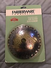 Faberware Commercial Stainless Steel Health Steamer