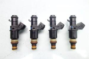 2003 2004 2005 2006 2007 Honda Accord 2.4 4 CYL Fuel injector Set 16450-RAD-L61