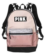 Victorias Secret PINK CAMPUS BACKPACK - Perfectly Pink Cocoon - 2017 - NWT