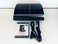 Sony PlayStation 3 Launch Edition 160 GB Console - Piano Black