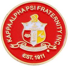 "# Kappa Alpha Psi Sticker Sorority, decal, Greek  4"""