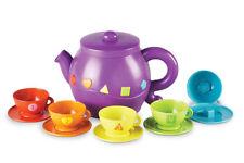 Learning Resources Serving Shapes Tea Set 7740