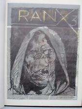 Liberatore: Ranx Hardcover salida de lujo con signiertem presión top!