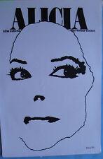 "ALICIA Niko 1976 ICAIC film Poster Art 20x30"" Silkscreen Movie Cine  CUBAN CUBA"