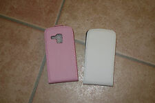 Phone Case Samsung Galaxy S DUOS S7562, White Or Pink