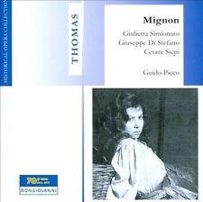 Mignon, New Music