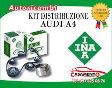 KIT DISTRIBUZIONE INA AUDI A4- 2.0 TDI 105KW (DAL 11/2011 IN POI)