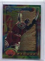 1993 94 Topps Finest Non-Refractor #1 Michael Jordan! PSA/BGS?! STUNNING CARD