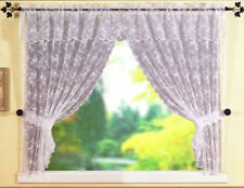 Unbranded Lace Curtains & Blinds