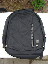 """ID Laptop Notebook Black Backpack 14"""" x 17.5"""""""