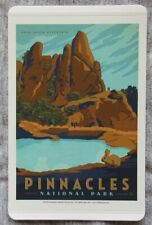 Pinnacles National Park Vinyl Sticker New