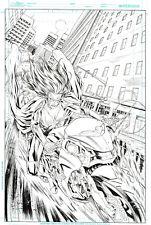 Belle- Beastermaster- Cover BY IGOR VITORINO - ART PINUP Drawing Original