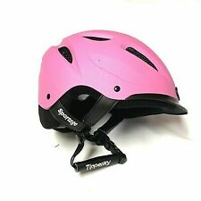 Tipperary Sportage 8500 Riding Helmet XS Pink