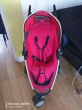 Quinny zapp in red  with accessories FREE POST
