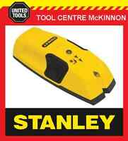 STANLEY S100 STUD FINDER / DETECTOR / SENSOR WITH AC DETECTION – 19mm CAPACITY