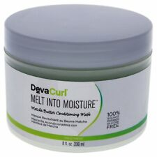 DevaCurl Melt Into Moisture Matcha Butter Conditioning Mask 8oz