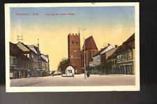 Ak Schlesien Neumarkt Unterring kath. Kirche 1915 O. S.