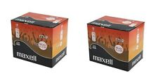 20 x Maxell Blank Recordable Audio Music CD-Rs In Jewel Case 700mb 80min - NEW