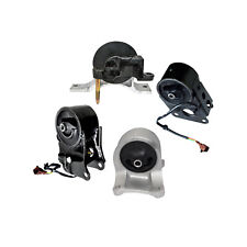 Transmision Motor Mounts Front Right Rear Set Kit 3.5 L For Nissan Altima Quest