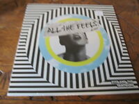 Fitz and the Tantrums All The Feels LP Dangerbird  new sealed vinyl
