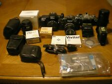Photo Bag Full of Camers and Equipment Lot. PH-90
