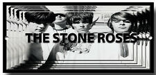 THE STONE ROSES METAL SIGN, MUSIC,GIFT,NOVELTY,SHE BANGS THE DRUMS,ELEFANT STONE