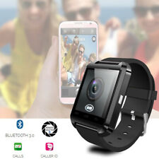 Bluetooth Smart Wrist Watch Phone Camera Remote Shutter For Android SmartPhone