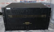 Evertz mvp3000 32 channel multiveiwer with DVI output