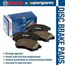 4 x Rear Bosch Blue line Disc Brake Pads for Volkswagen Beetle Bora Caddy EOS
