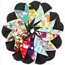 Reusable Bamboo Cloth Washable Menstrual Pad Mama Sanitary Towel Pad