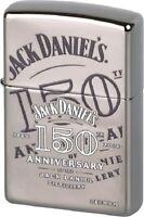 ZIPPO Feuerzeug Black Ice JACK DANIEL`s ® 150th Anniversary 60002635 NEU