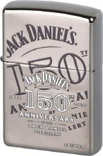 ZIPPO Black Ice Jack Daniel`s 150th Anniversary 60002635 NEU
