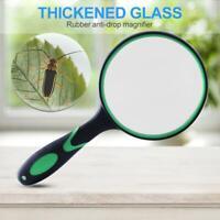 10X Gute ABS Handheld Lupe Lesen Glaslinse Schmuck Universal Gadget Werkzeug