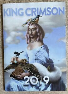 King Krimson 2019 Tour Program