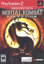 Mortal Kombat: Deception PS2 New Playstation 2
