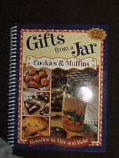 Gifts from a Jar Cookies & Muffins Cookbook with Raffia & Fabric 2004 paperback