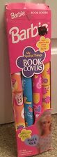Vintage Barbie Book Covers School Supplies Peel And Stick Arts And Crafts