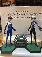 SEGA Evangelion Shin Gekijouban - Ikari Shinji - Nagisa Kaworu  Figures Set  .