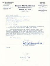 JOHN PAUL HAMMERSCHMIDT - TYPED LETTER SIGNED 06/14/1973