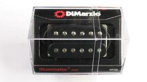 DiMarzio® DP256 Illuminator Neck Humbucker Pickup~Black~Regular-Spaced~Brand New