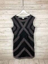 MONSOON Dress - Size UK18 - Black - Great Condition - Women's
