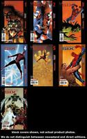 Ultimate Six 1 2 3 4 5 6 7 Marvel 2003 Complete Set Run Lot 1-7 FN/VF