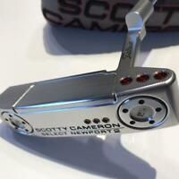 2018 Scotty Cameron Select Newport 2 34''inch W/headcover Golf Club Putters