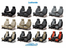 CoverKing Leatherette Custom Seat Covers for Mitsubishi Outlander