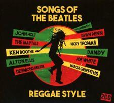 Songs of the Beatles Reggae Style 2Cds John Holt Maytals Ken Boothe Dekker +more