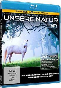 Blu-Ray 3D - Nuestro Natural - Nuevo/Emb.orig