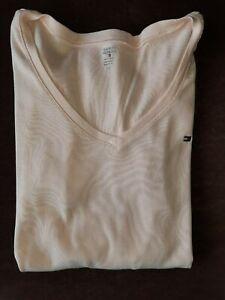 Tommy Hilfiger Langarmshirt Damen Longsleeve Shirt Gr. L
