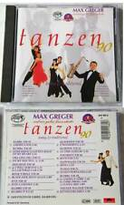 MAX GREGER Tanzen ´90 .. 1989 Polydor CD TOP