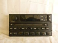 99-04 Ford Expedition F150 RDS Radio Cd Face Plate 1L3F-18C869-AA SMW80